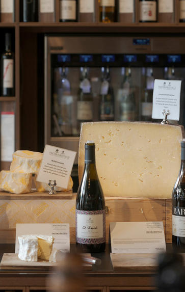 Spanish Wine and Cheese Tasting, Friday 18th October 2019