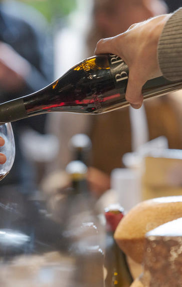 Fine Wine and Cheese with Lance Jefferson, Monday 28th October 2019