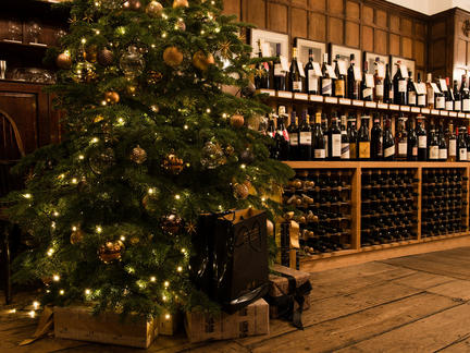 Christmas Claret Lunch, Saturday 7th December 2019