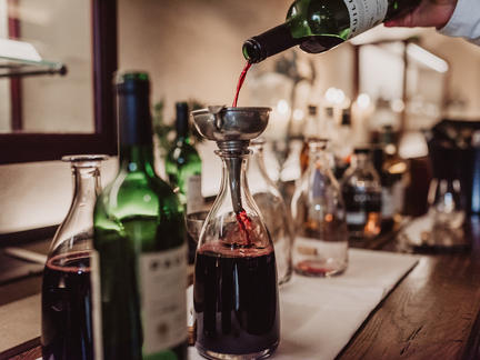 Christmas Claret Lunch, Saturday 14th December 2019