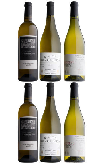 Our Best Selling Whites, Six-Bottle Mixed Case