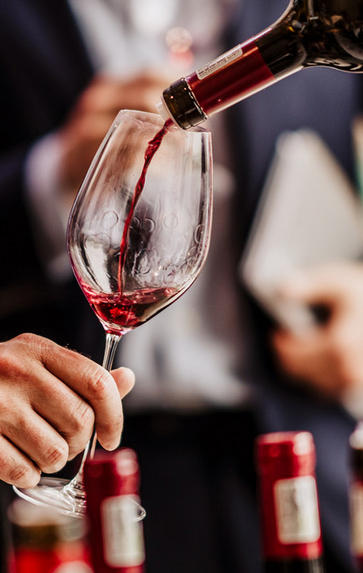 WSET Level 2 Award in Wines, Mondays, January to February 2020