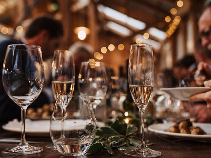 Champagne School and High Tea, Friday 7th February 2020