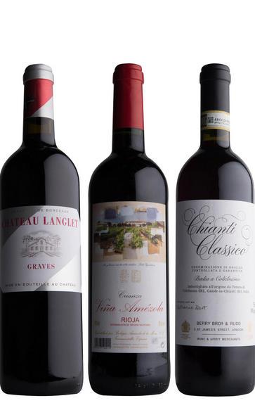 Old World Reds, Three-Bottle Case