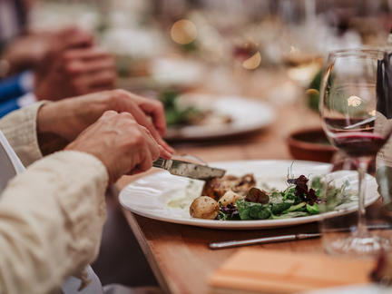 Fine Wine with Surf and Turf, Friday 24th July 2020