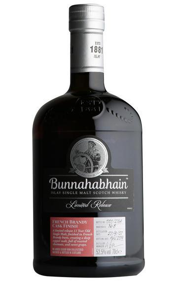 2007 Bunnahabhain, French Brandy Finish, Islay, Single Malt Whisky (52.5%)