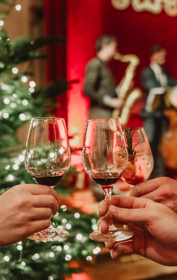 Warehouse Shop Festive Wine Tasting, Saturday 7th December 2019