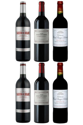 Claret to Drink Now, Six-Bottle Mixed Case
