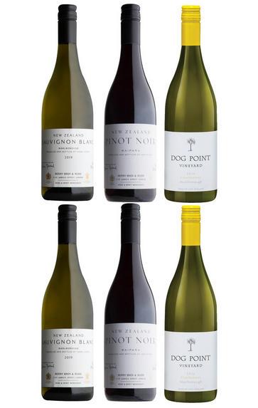 Taste of New Zealand, 12-Bottle Mixed Case