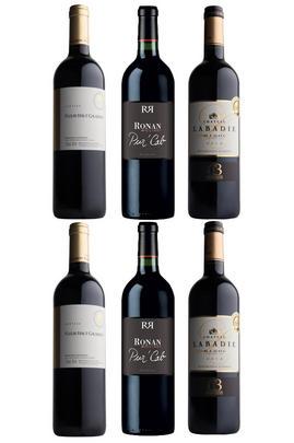 Brilliant Bordeaux, Six-Bottle Mixed Case
