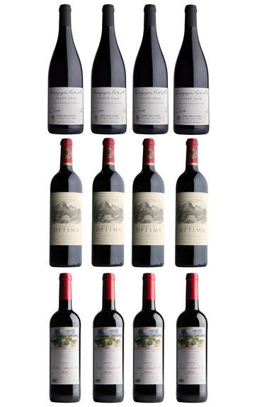 Classic Collection: Red, 12-Bottle Case