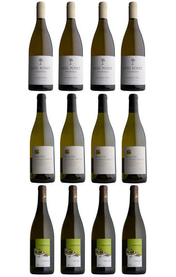 Classic Collection: White, 12-Bottle Case