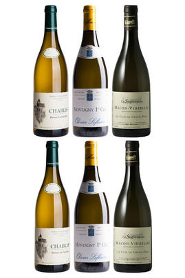 White Burgundy, Six-Bottle Mixed Case