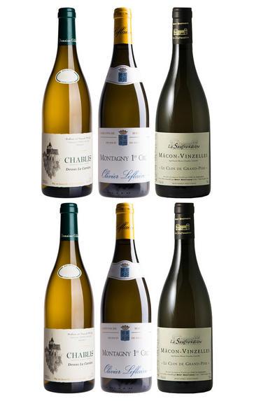 White Burgundy, Six-Bottle Mixed Case