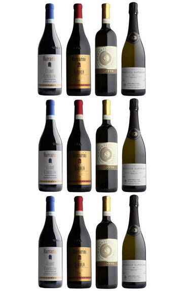 Escape to Northern Italy, 12-Bottle Mixed Case
