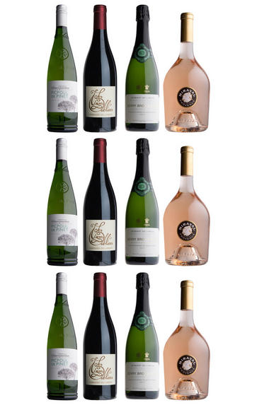 Escape to the South of France, 12-Bottle Mixed Case