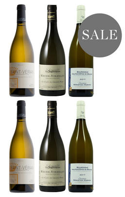 The Best of The Sale, White Burgundy, 6-Bottle Mixed Case