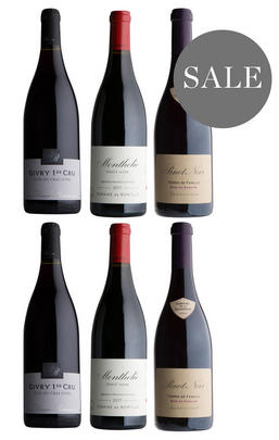 The Best of The Sale, Red Burgundy, Six-Bottle Mixed Case