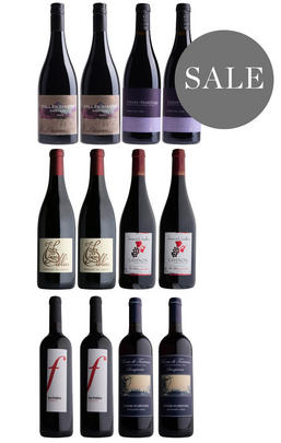 The Best of The Sale, Red Selection, 12-Bottle Mixed Case