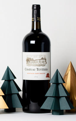 2016 Ch. Teyssier, Montagne Saint-Emilion, Magnum Gift