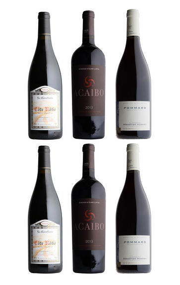 New Year Offer: Fine Reds, Six-Bottle Mixed Case