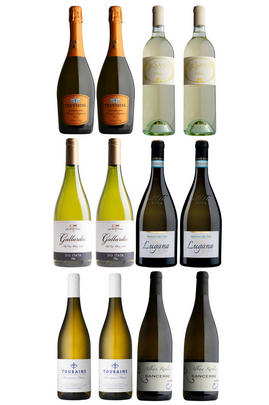 New Year Offer: White & Sparkling, 12-Bottle Mixed Case