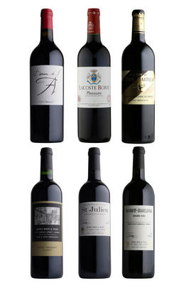 Bordeaux Selection, Six-Bottle Mixed Case