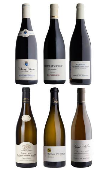 Burgundy Selection, Six-Bottle Mixed Case