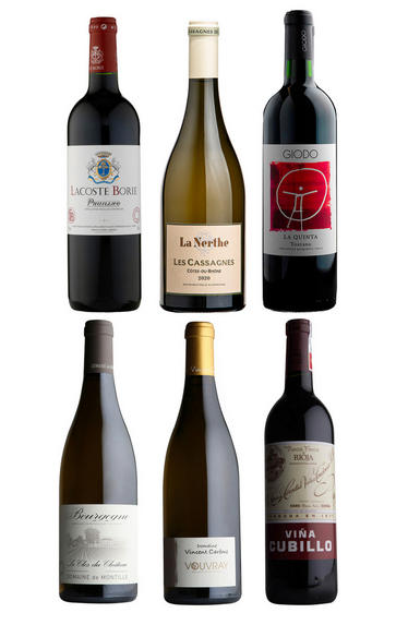 Old World Selection, Six-Bottle Mixed Case