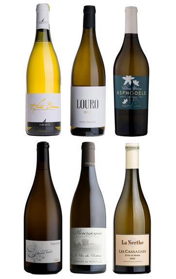 Old World Whites Selection, Six-Bottle Mixed Case