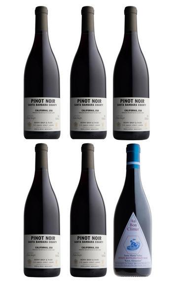 Au Bon Climat Selection, Six-Bottle Mixed Case