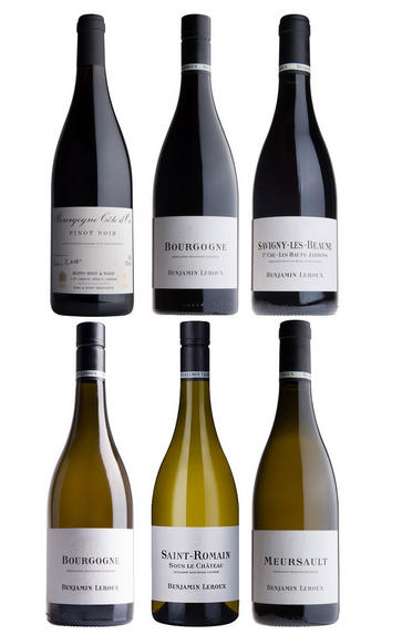 Benjamin Leroux Selection, Six-Bottle Mixed Case
