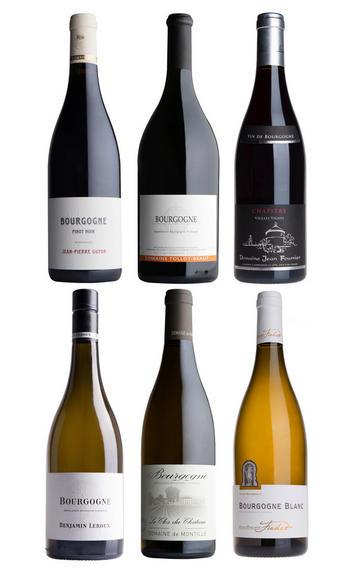 Bourgogne Selection, Six-Bottle Mixed Case