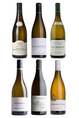 Bourgogne Whites Selection, Six-Bottle Mixed Case