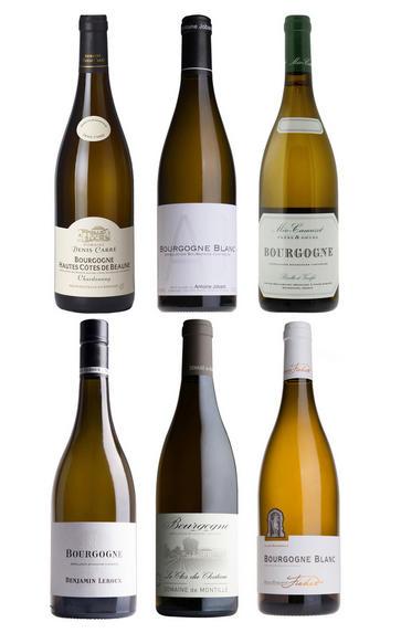 Bourgogne Whites Selection, Six-Bottle Mixed Case