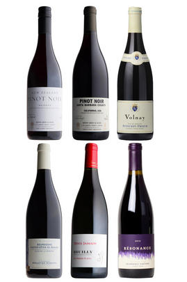 Pinot Noir Selection, Six-Bottle Mixed Case
