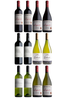De Martino Chilean Selection, 12-Bottle Mixed Case