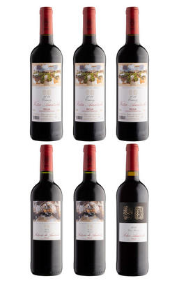 Bodegas Amézola de la Mora Rioja Selection, Six-Bottle Mixed Case