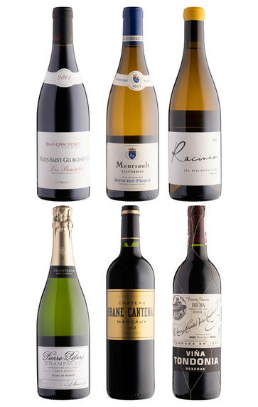 Easter Luxury Selection, Six-Bottle Mixed Case