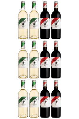 Château Langlet Selection, 12-Bottle Mixed Case
