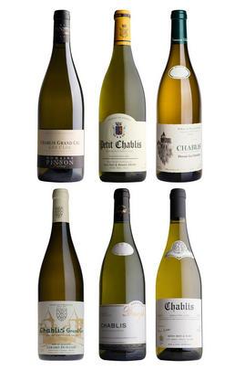Chablis Selection: Six-Bottle Mixed Case