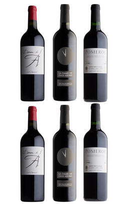 Bordeaux Right Bank Selection, Six-Bottle Mixed Case