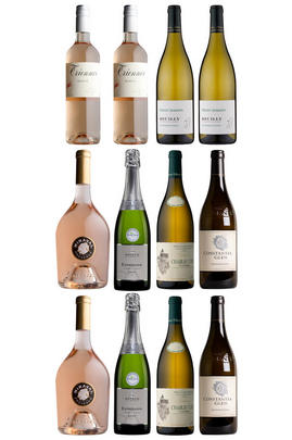 Buyers' Highlights: White & Rosé Selection, 12-Bottle Case