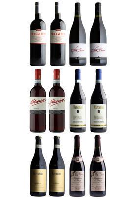 Italian Reds, 12-Bottle Mixed Case
