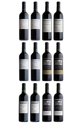 Own Selection Clarets, 12-Bottle Mixed Case