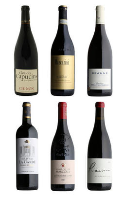 Classic Reds, Six-Bottle Mixed Case