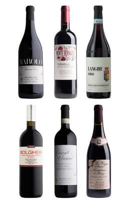 Italian Reds, Six-Bottle Mixed Case