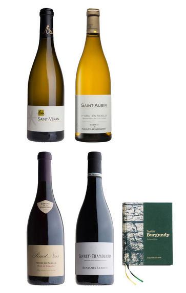 Inside Burgundy Mixed Case