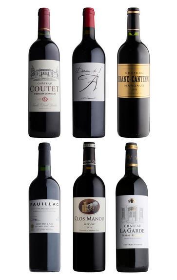 Taste of Bordeaux, Six-Bottle Mixed Case