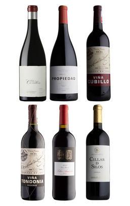 Taste of Spain, Six-Bottle Mixed Case